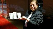 coffee catering barista